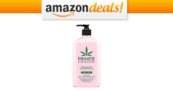 Get Hempz Body Moisturizer For Only $8.29