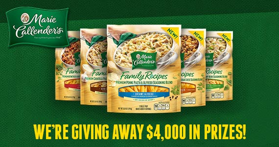 Discover a Fresh Take on Dinner & Win With Marie Callender's