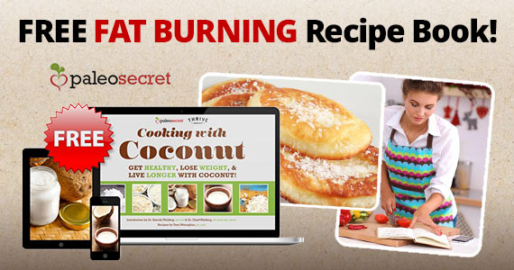 Get Your Free Cooking With Coconut Book Today!