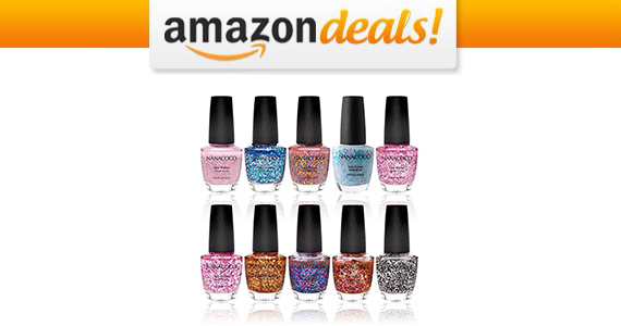 Get 10 Nanacoco Nail Polishes For Only $10.39