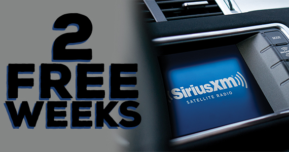 Enjoy 2 Weeks of Sirius XM Satellite Radio for Free