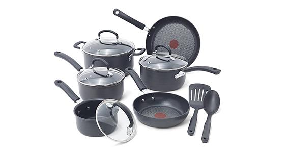 Win a T-Fal 12-Piece Cookware Set