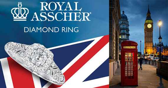 Win a Helzberg Diamond Ring and Trip to London