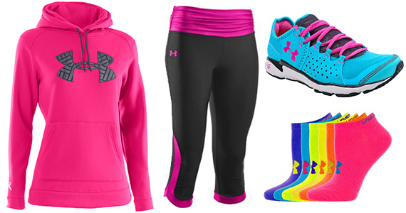 Win a $500 Under Armour Gift Card