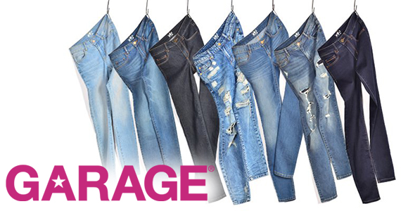 Win a $500 Garage Clothing Shopping Spree