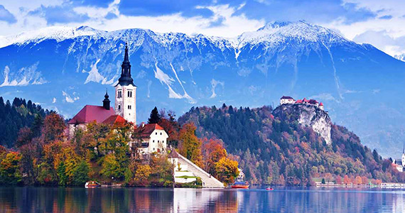 Win a Trip For 2 to Slovenia