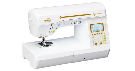Win a Baby Lock Crescendo Sewing Machine
