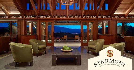 Win a Trip to Napa Valley For 2