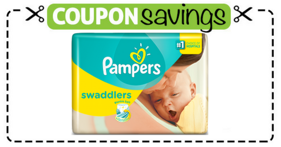 Save $1.50 off one Pampers