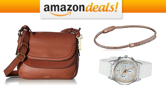 Save up to 50% off Fossil Bags, Accessories & Watches