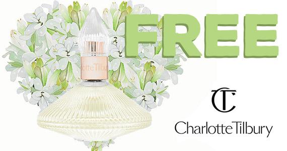 Free Sample Of Charlotte Tilbury's New Fragrance