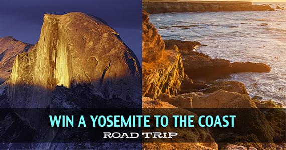 Win a 12-Night California Road Trip