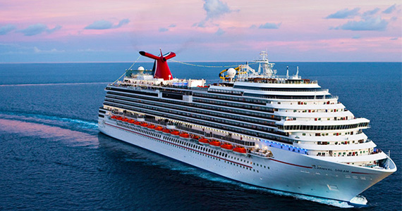 Win a Cruise for 2 Every Year For Life