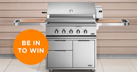 Win a DCS 36″ Outdoor Grill