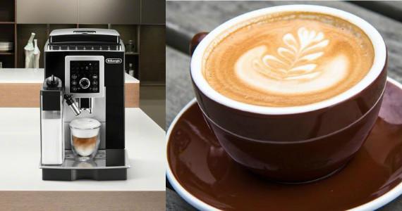 Win a De'Longhi Cappuccino Machine