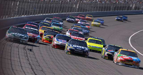 Win a Trip For 2 to a NASCAR Race