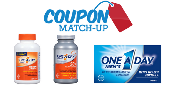 Grab One-A-Day Multivitamins for Only $3.49 at Rite Aid