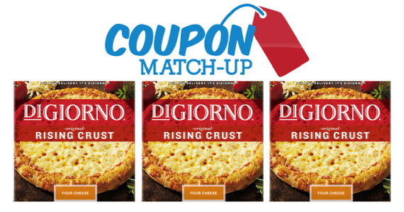 Pick Up DiGiorno Pizza for Only $3.33 each at Target