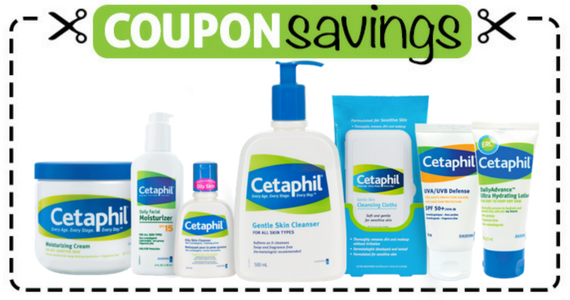 Save $2 off one Cetaphil Product