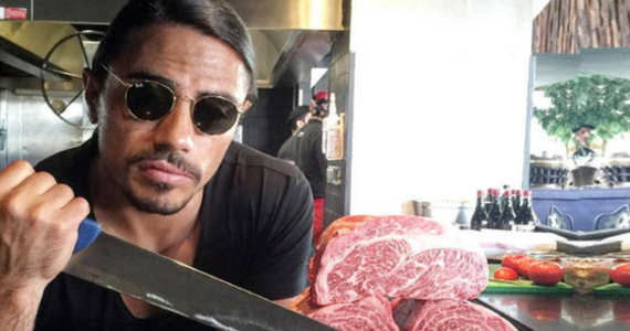 Why Has the Internet Fallen for this Turkish Chef?
