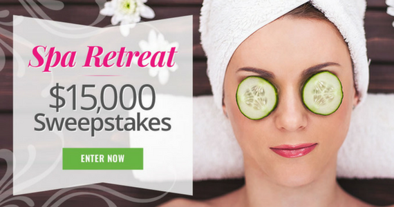 Win a $15,000 Spa Retreat