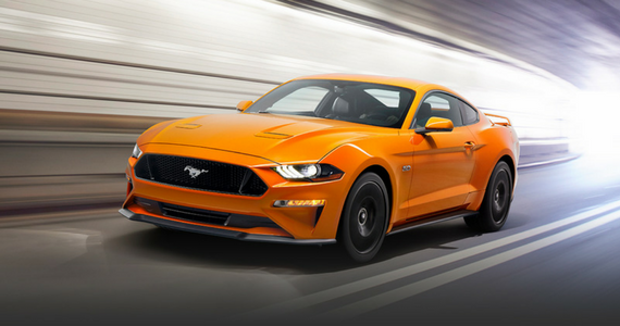Win a 2018 Ford Mustang