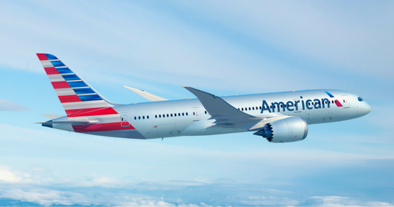 Win a $5000 American Airlines Credit