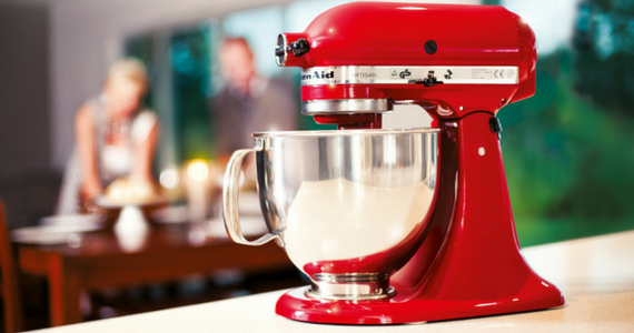 Win a KitchenAid Stand Mixer