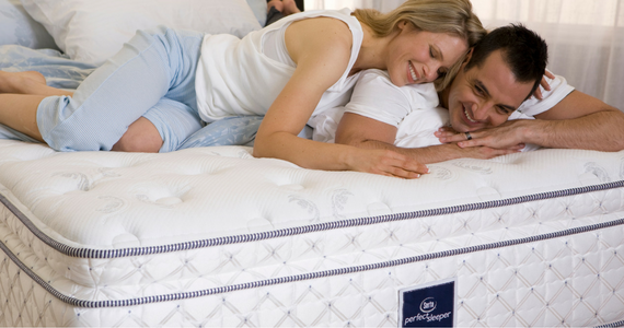 Win a Serta Perfect Sleeper Mattress Set and More
