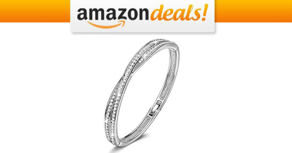 Get a Waltz of Love Bangle For Only $19.99