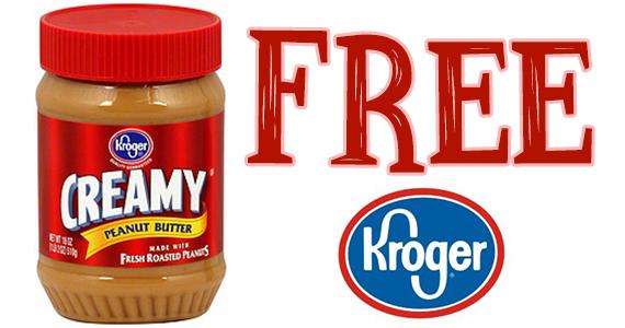 Free Kroger Peanut Butter From Ralphs