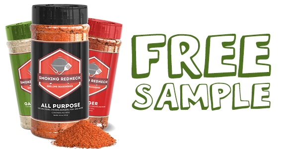 Free Sample of Smoking Redneck Seasonings