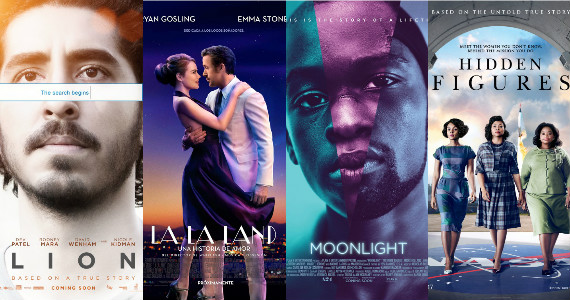 The 2017 Oscar Nominations Are Here!