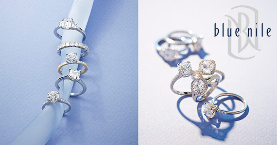 Win a $5,000 Blue Nile Jewelry Gift Card