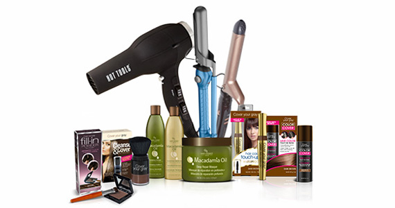 Win a Hair Styling Prize Pack