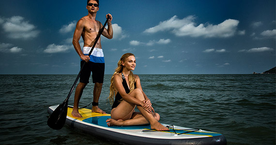 Win an Inflatable Stand Up Paddle Board