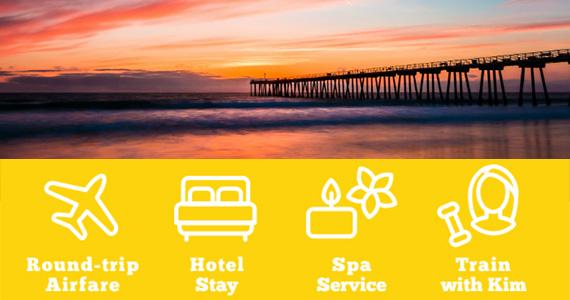 Win a Trip to Hermosa Beach, California