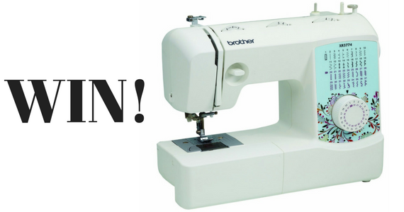 Win a Brother Sewing Machine