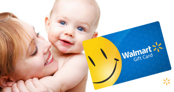Win 1 of 5 $100 Walmart Gift Cards