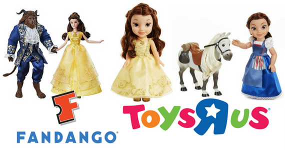 Win $500 Fandango + Toys R Us Gift Cards