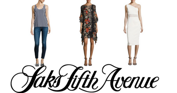 Win a $1,500 Saks Fifth Avenue Spree