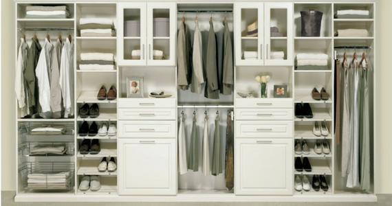 Win a $3,500 Closet Remodel