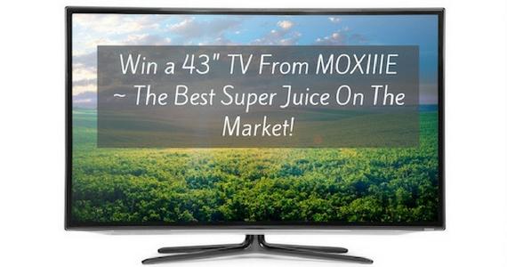 Win a 43-Inch TV
