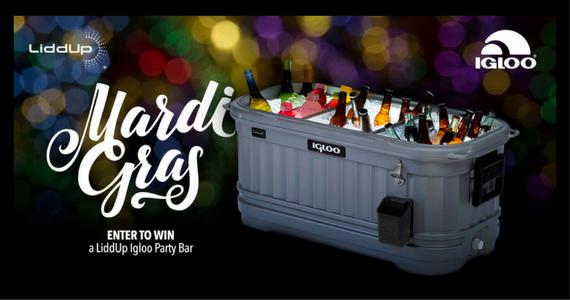 Win a LiddUp Igloo Party Bar