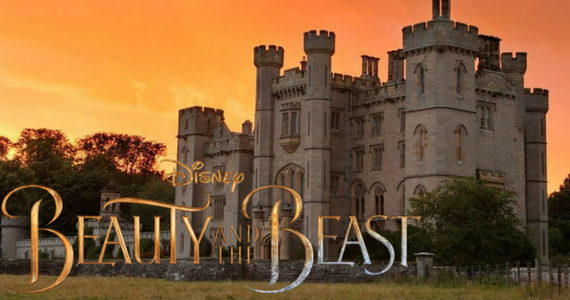 Win a Stay at the Beauty and the Beast Castle