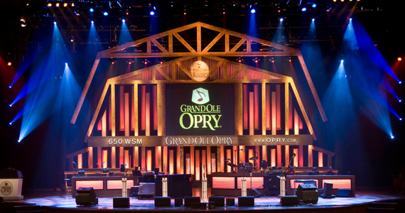 Win a Trip to the Grand Ole Opry