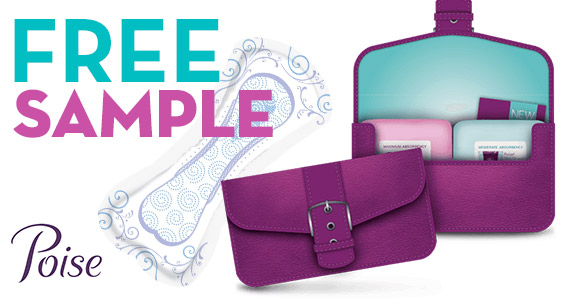 Get Free Poise Samples