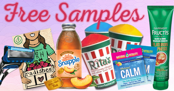 Free Sample Roundup Week of 2/20/17