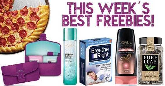 Free Sample Roundup Week of 2/6/17