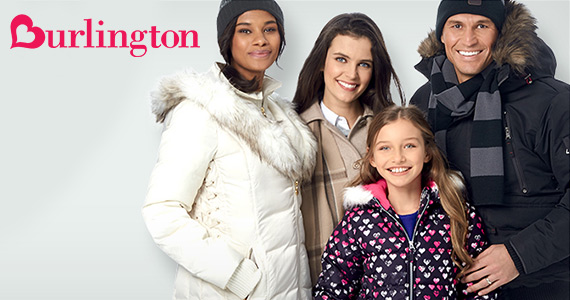Win a $500 Burlington Coat Factory Gift Card